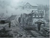 portage railway